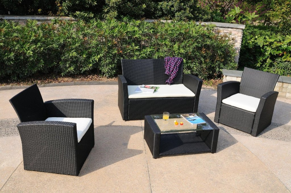 Image of: Top Resin Patio Table