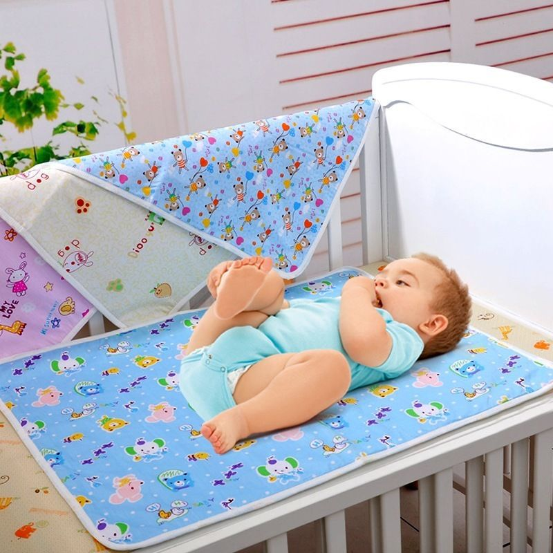 Image of: Waterproof Baby Changing Table Pad