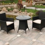 Wicker Patio Table Images