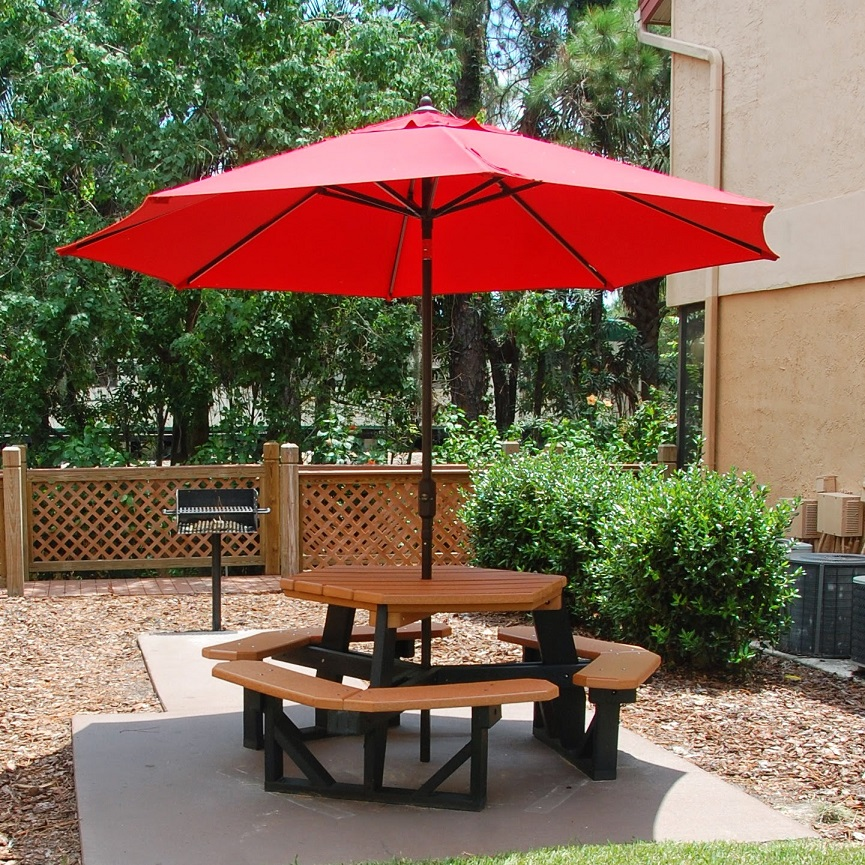 Picture of: Wonderful Commercial Picnic Tables