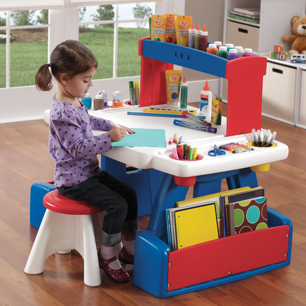 Image of: Wonderful Kid Activity Table