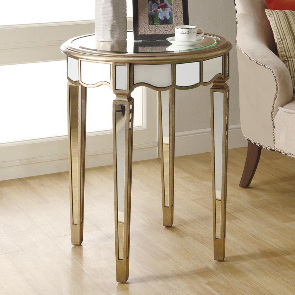 Image of: Elegant Tall Cocktail Tables