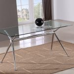 Glass Breakfast Table Squere