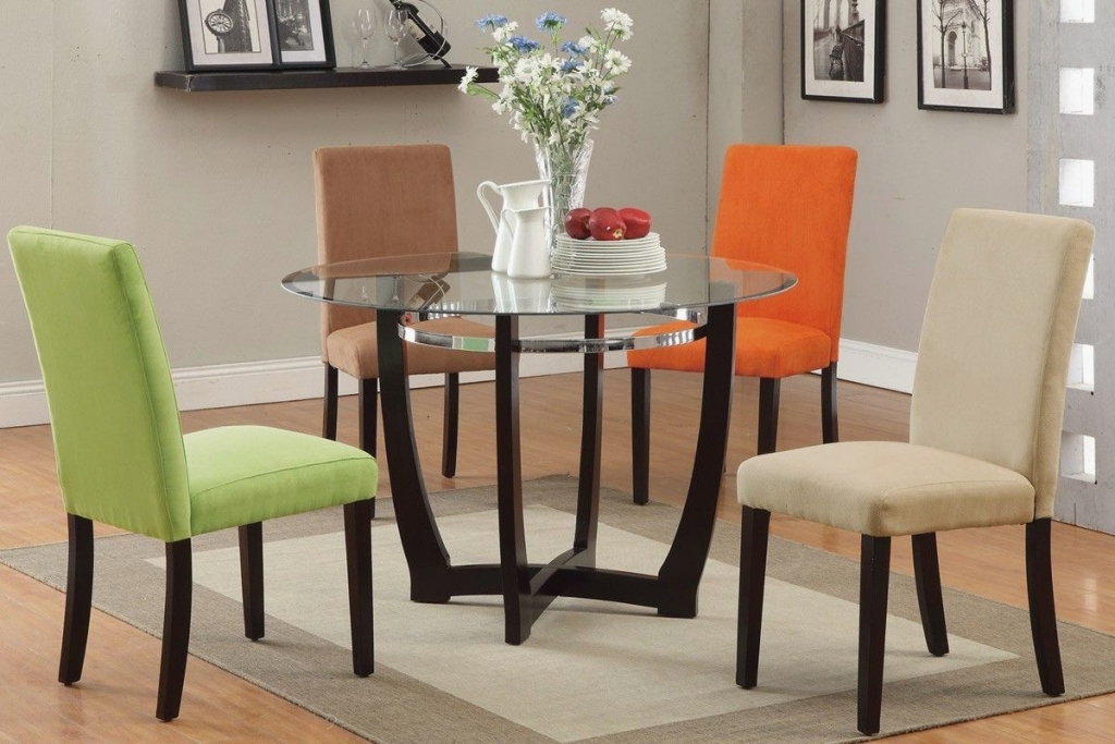 Image of: Kitchen Table Sets IKEA Black