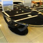 Oval Glass Conference Tables Contemporary
