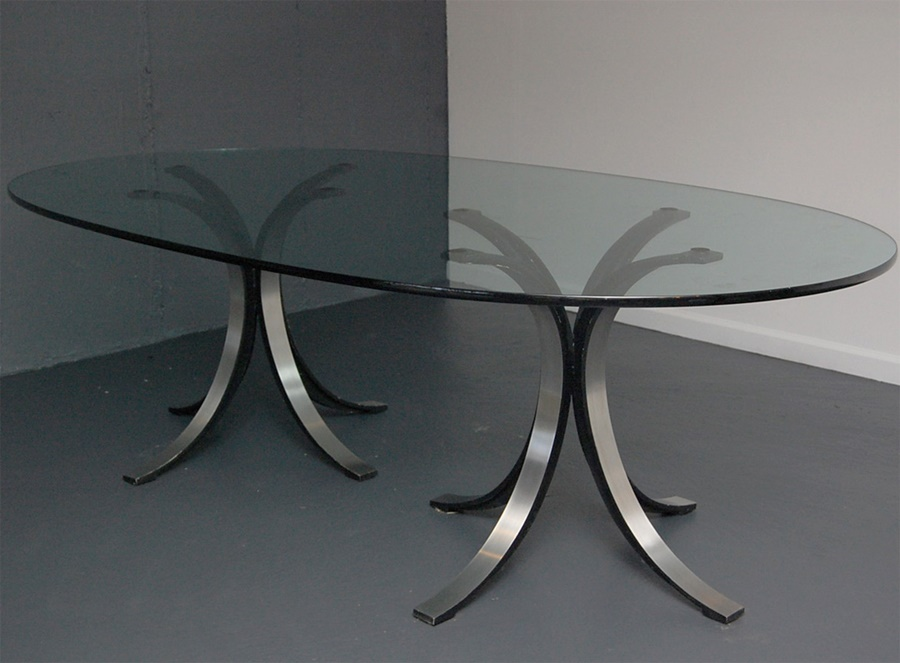 Image of: Oval Glass Conference Tables Ideas
