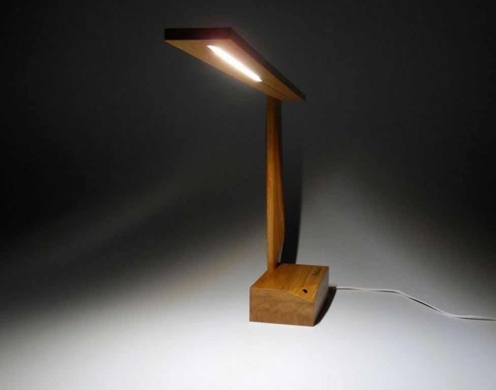 Image of: affordable unique table lamps