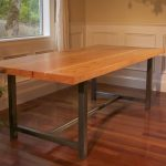 Amazing Salvaged Wood Dining Table