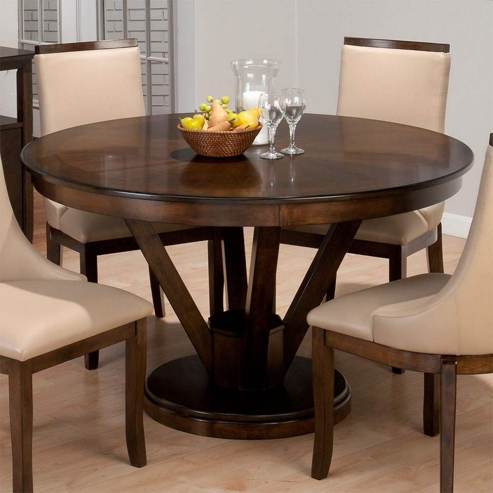 Picture of: awesome 36 inch round dining table
