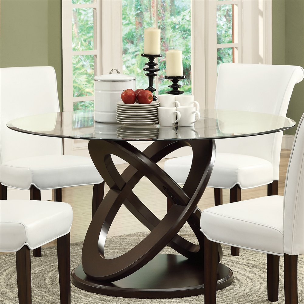Picture of: awesome 42 round dining table