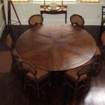 Awesome Reclaimed Wood Round Dining Table