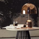 Brass Table Lamps Antique