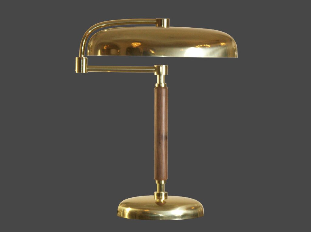 Picture of: Brass Table Lamps EBay