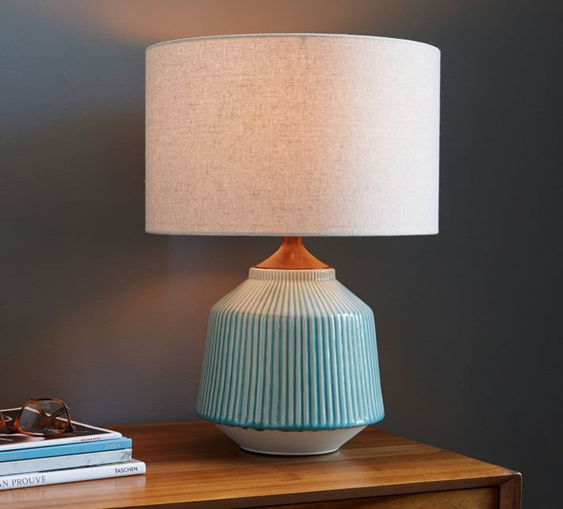 Image of: ceramic table lamps ideas