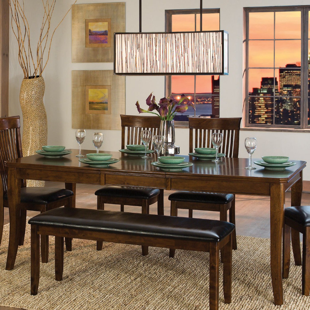 Picture of: decorating small dining room table sets