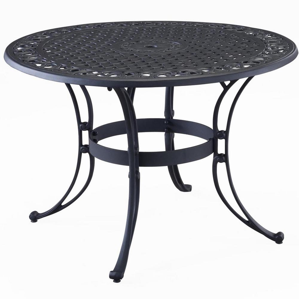 Picture of: iron 48 inch round dining table