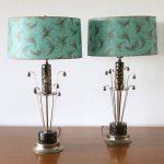 Mid Century Table Lamp Decor