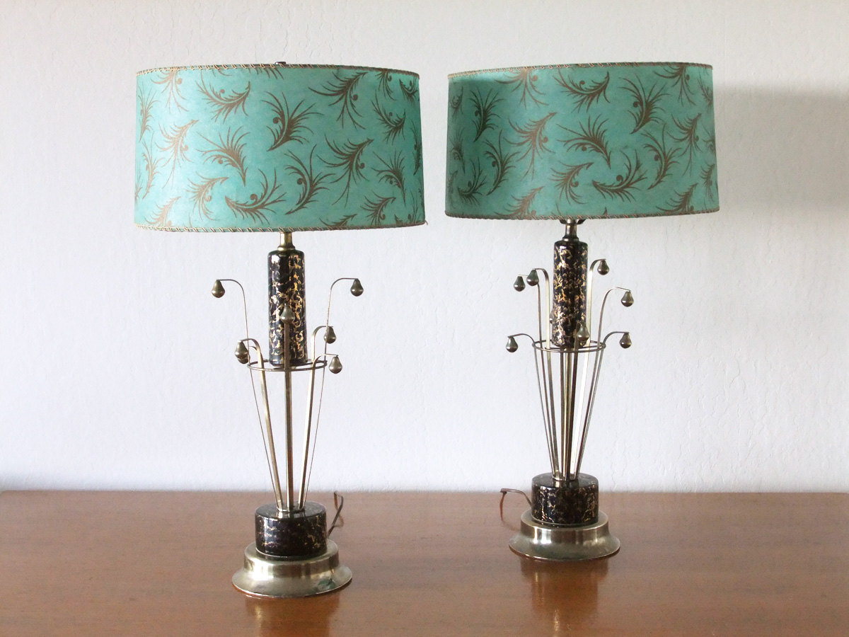Picture of: mid century table lamp decor