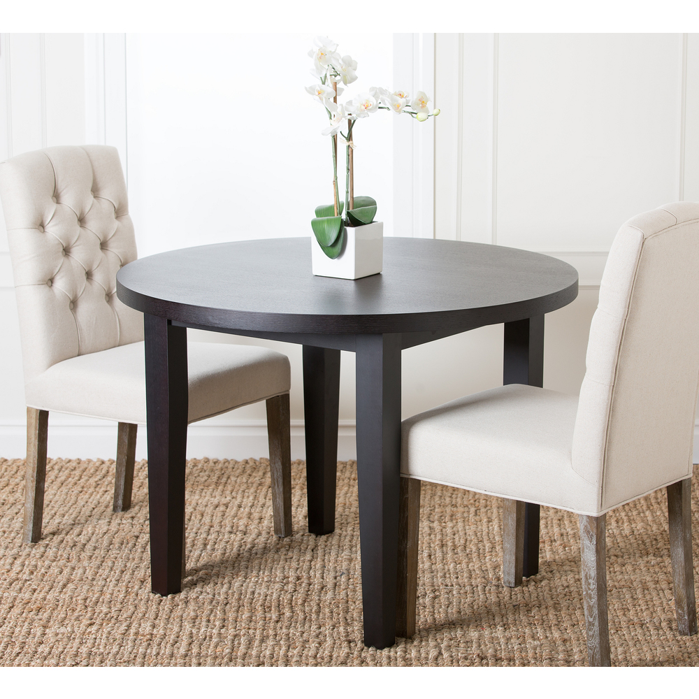 Minimalist 42 Round Dining Table