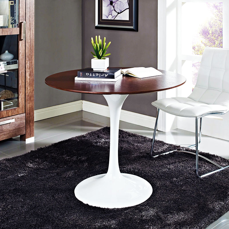 Picture of: modern 36 inch round dining table