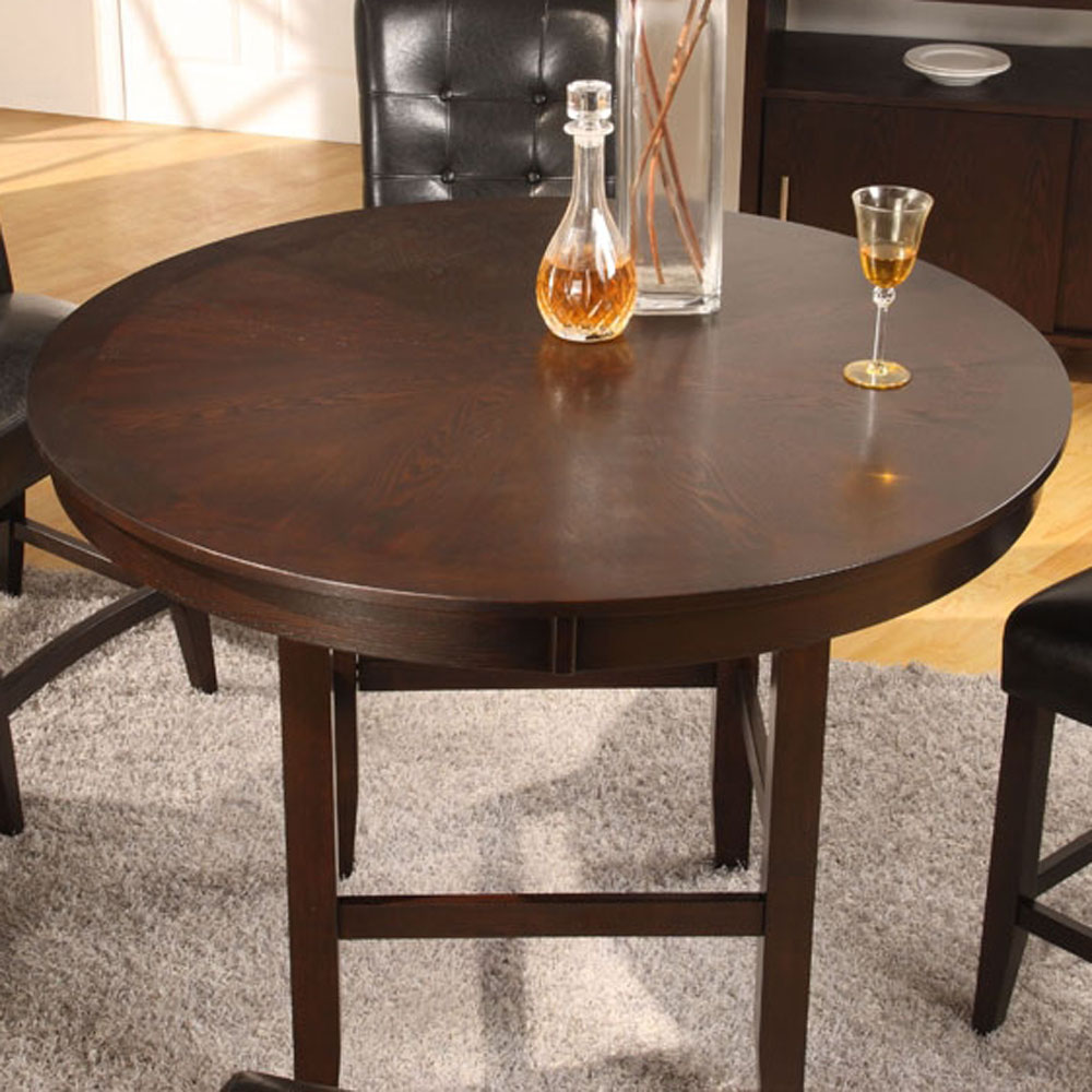 Modern 48 Inch Round Dining Table