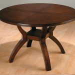 Reclaimed Wood Round Dining Table Images
