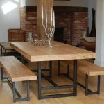 Salvaged Wood Dining Table Plan