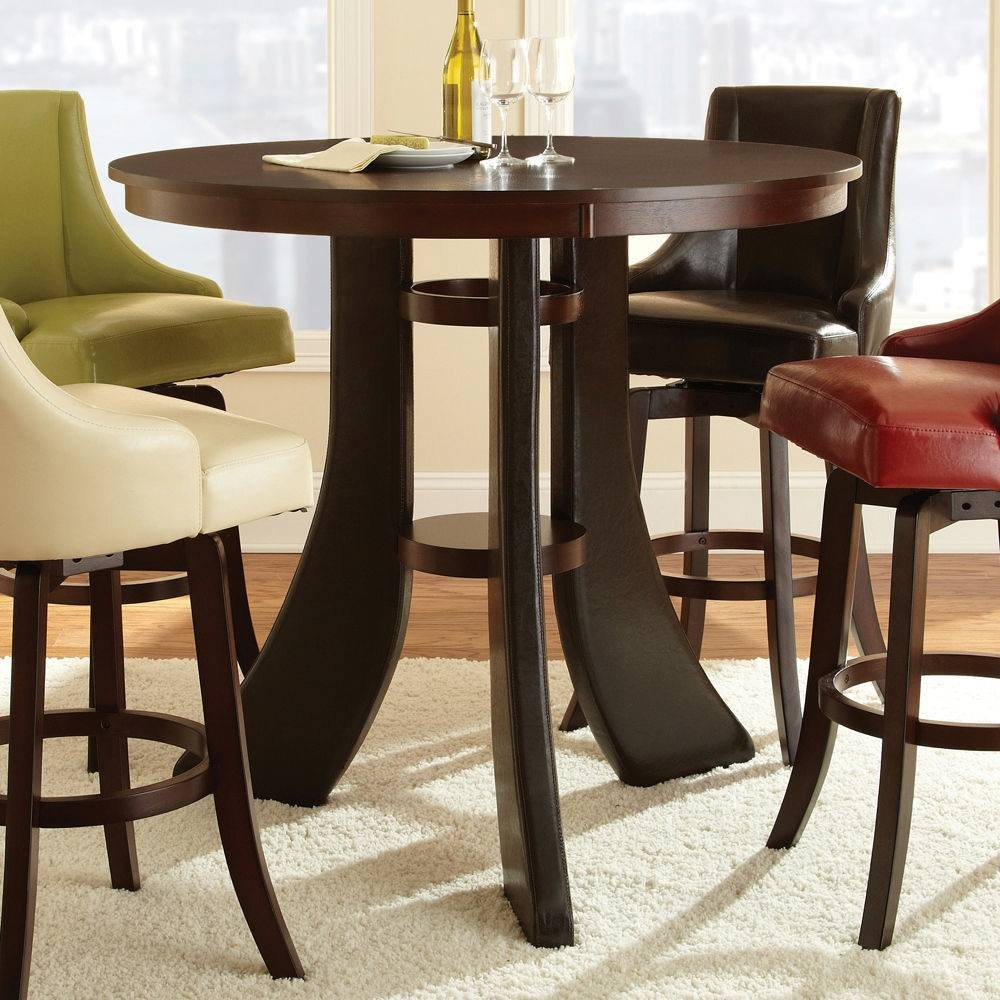 Picture of: style 48 inch round dining table
