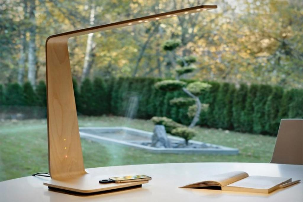 Image of: unique table lamps bedside