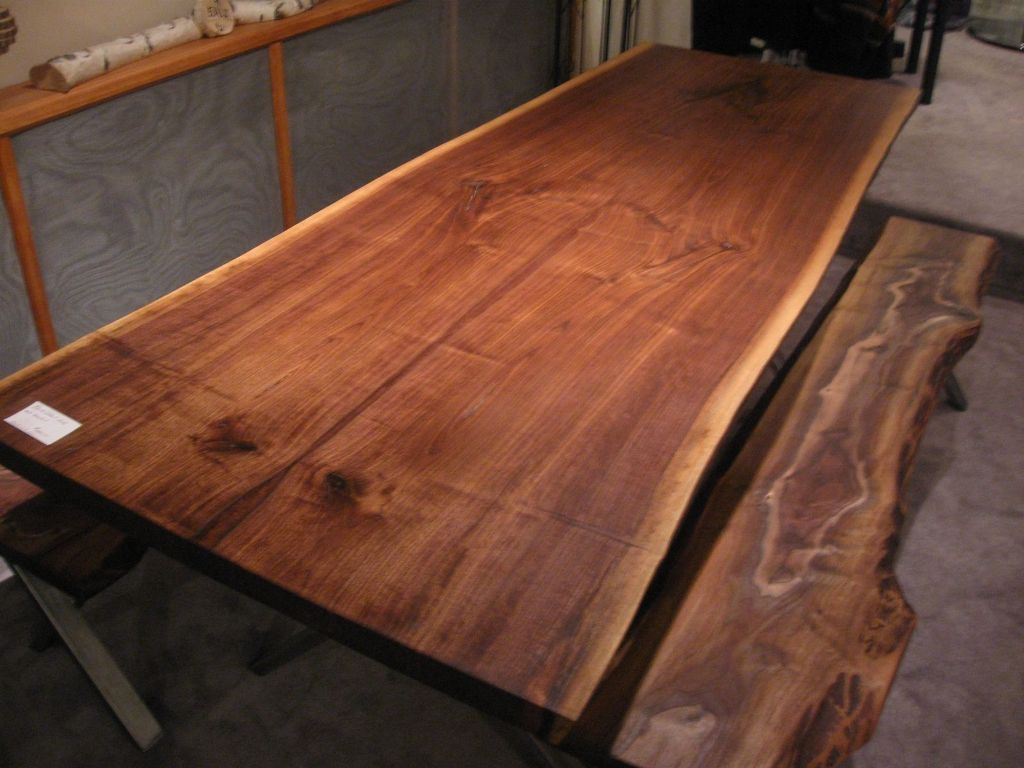 Picture of: wood slab table tops tennessee