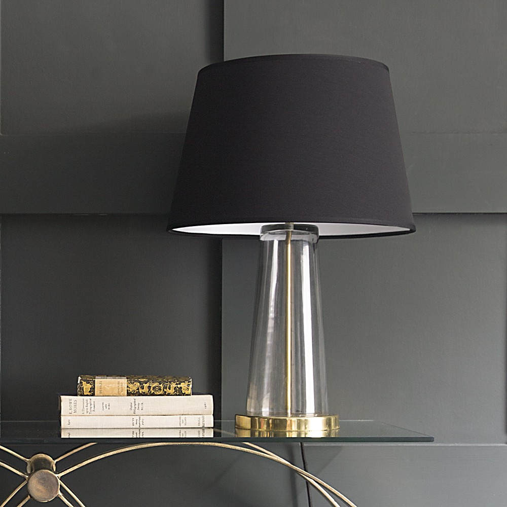 Image of: Best Blown Glass Table Lamp