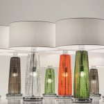 Blown Glass Table Lamp Styles