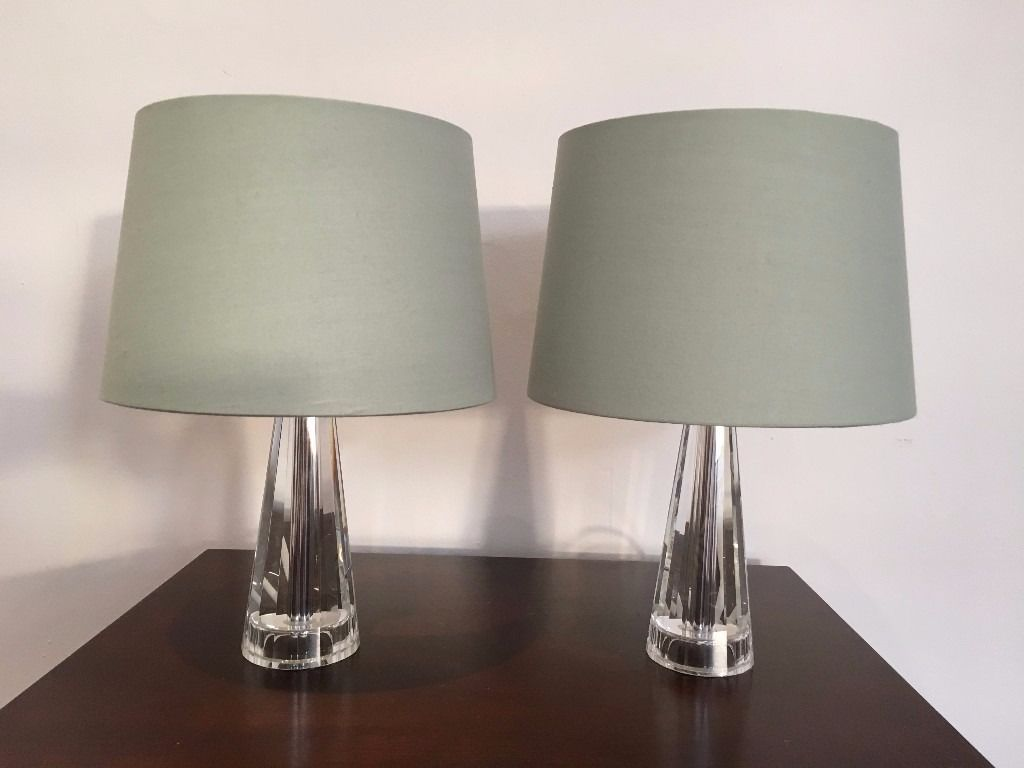 Picture of: Crystal Table Lamps Base
