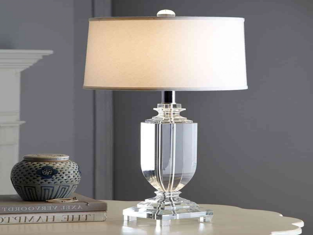 Picture of: Latest Crystal Table Lamps