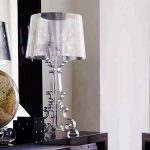 Traditional Crystal Table Lamps