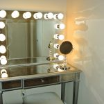 Makeup Vanity Table With Lights Flashing