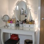 Makeup Vanity Table With Lights Out 7