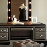 Makeup Vanity Table With Lights And Sounds