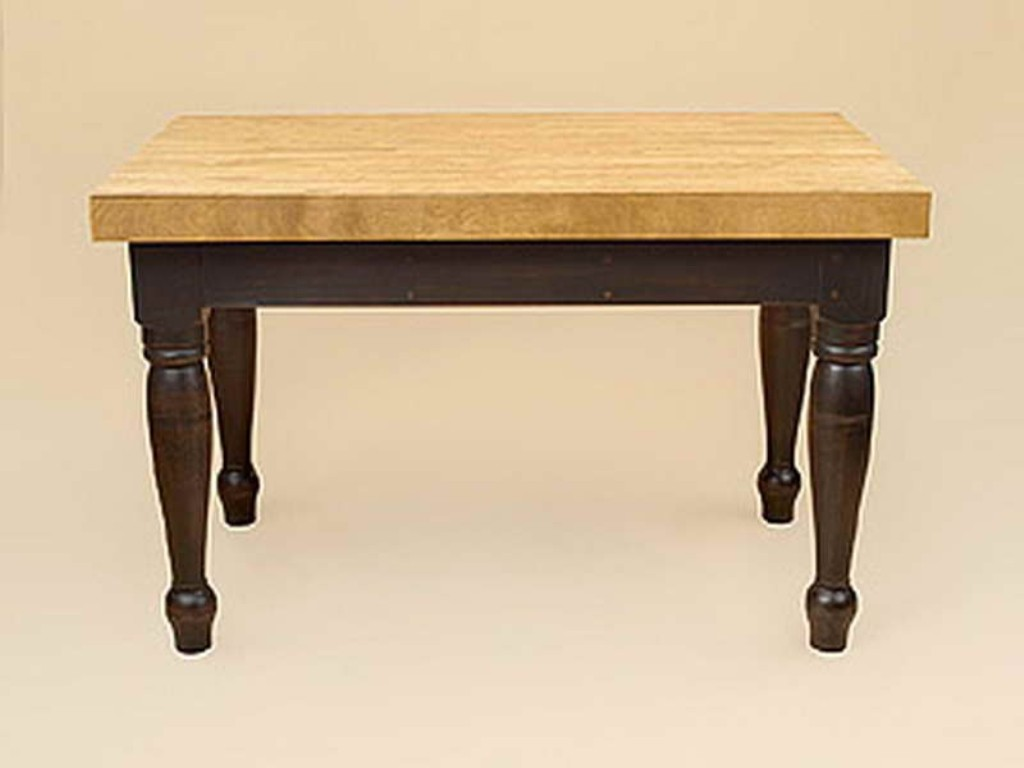Picture of: Butcher Block Table