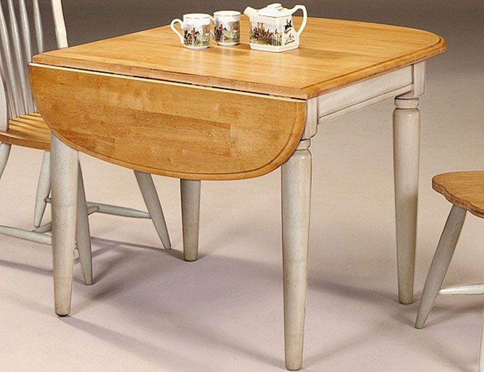 Picture of: Drop Leaf Tables For Small Kitchens