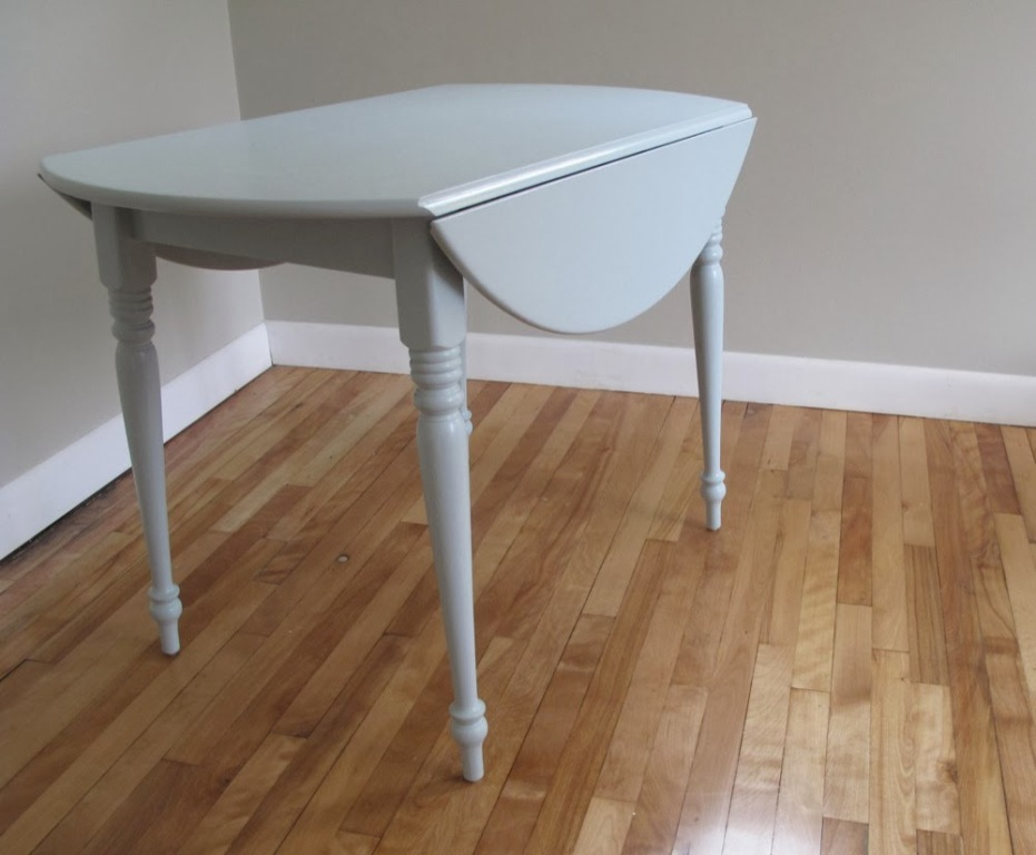 Picture of: Drop Leaf Tables Small