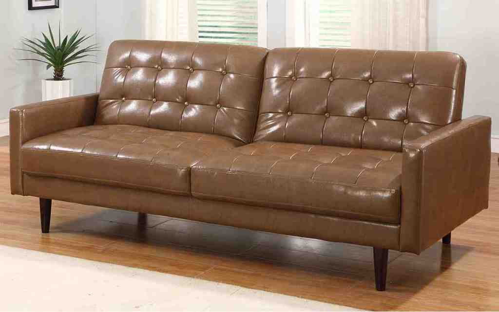 Image of: Leather Sleeper Sofa Lazy Boy