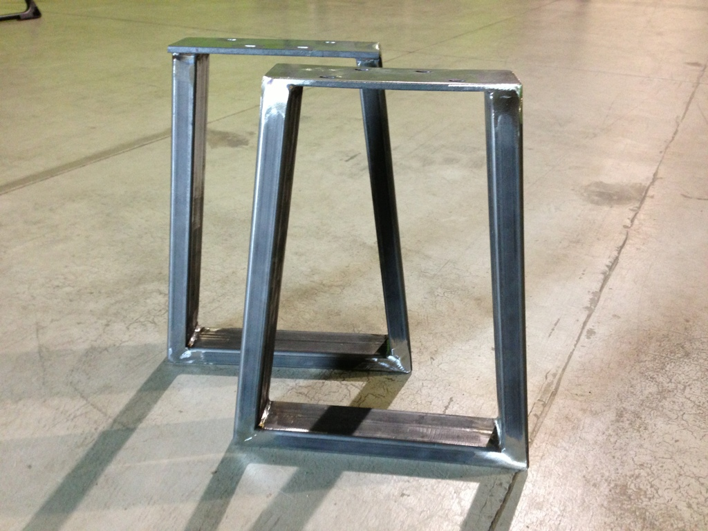 Picture of: Metal Table Legs Modern
