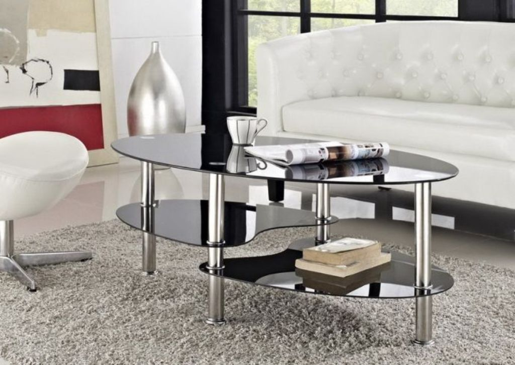 Image of: Mirror Coffee Table Argos