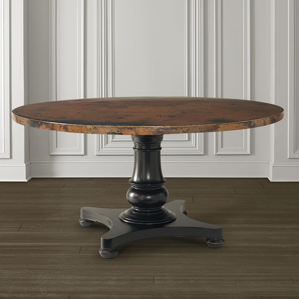 Picture of: 54 Round Dining Table Base
