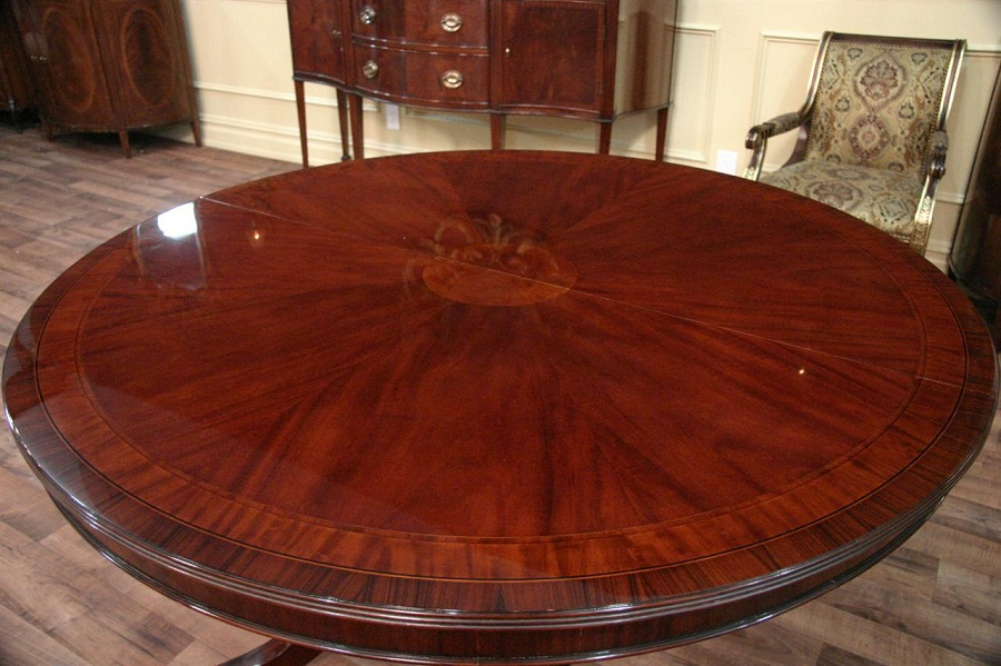Picture of: 54 Round Dining Table Furniture