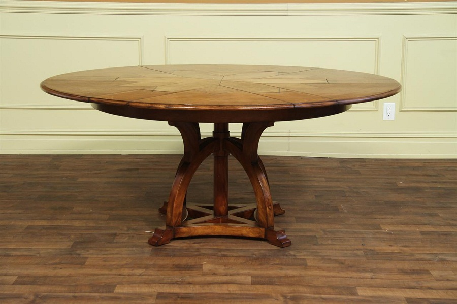 Picture of: 54 Round Dining Table Type