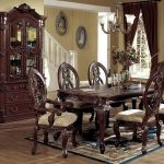 Antique Formal Dining Room Tables
