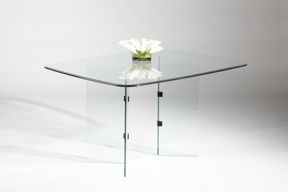 Picture of: Base for Glass Table Rectangular