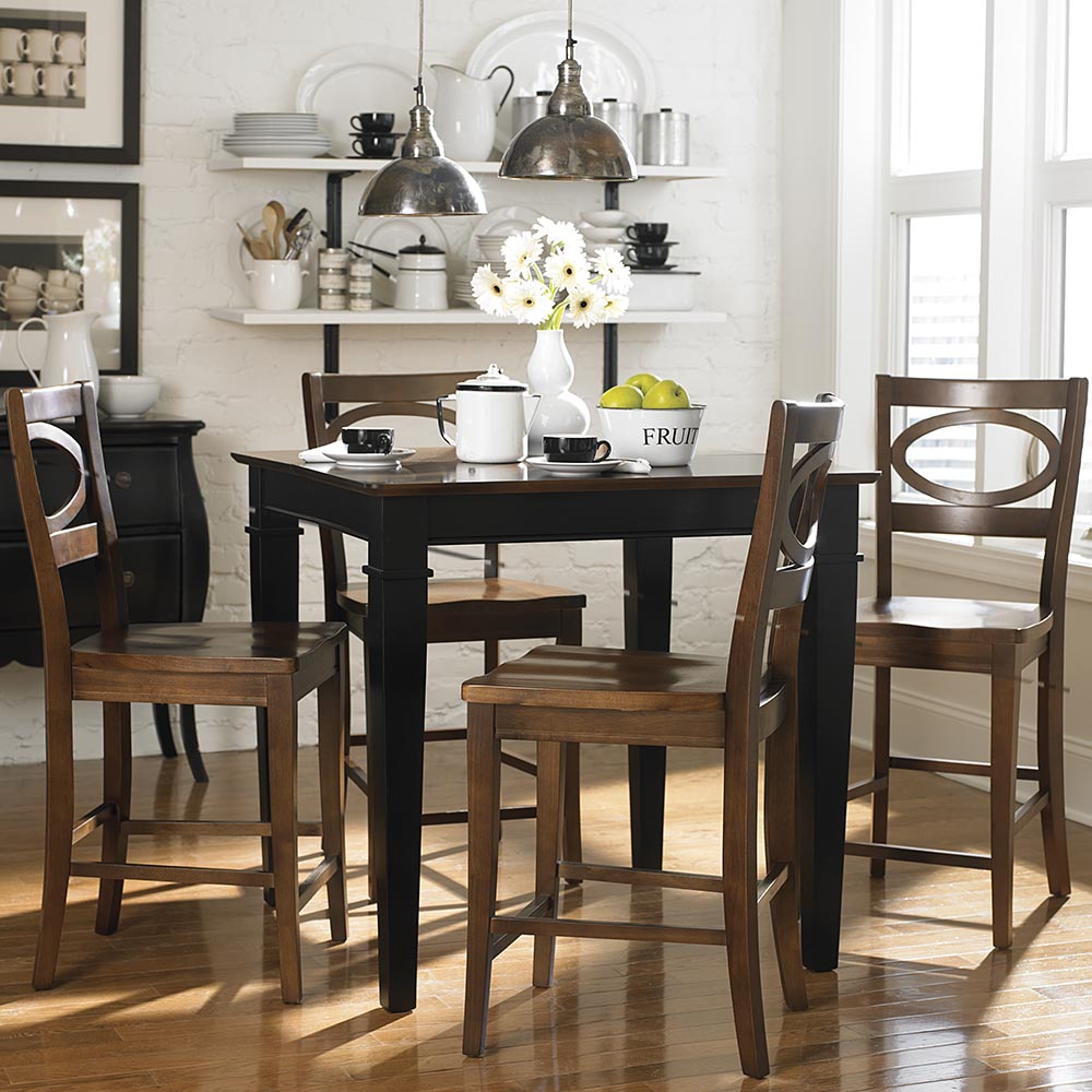 Picture of: best dining room table with leaf